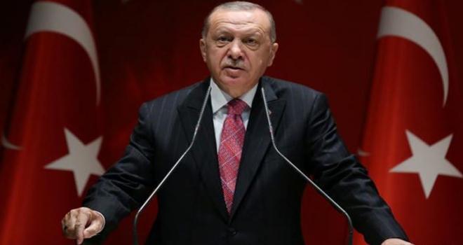 Erdoğan: 2021 demokratik ve ekonomik reform yılı olacak