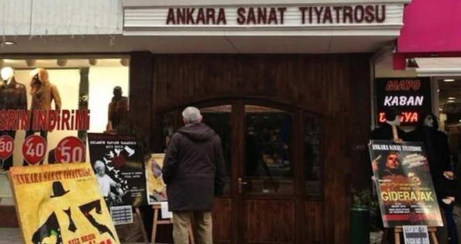 Ankara Sanat Tiyatrosu Müjdesi