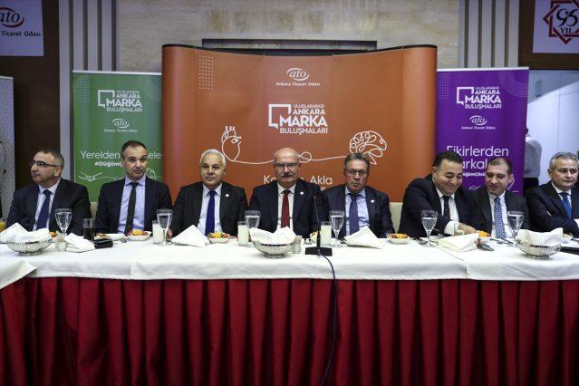 Uluslararası markalar Ankara'da buluşuyor