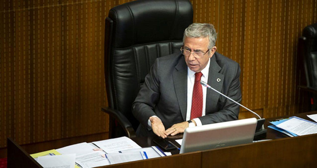 Mansur Yavaş'ın yurt dışından bulduğu kredi ABB Meclisi'nde kabul edildi
