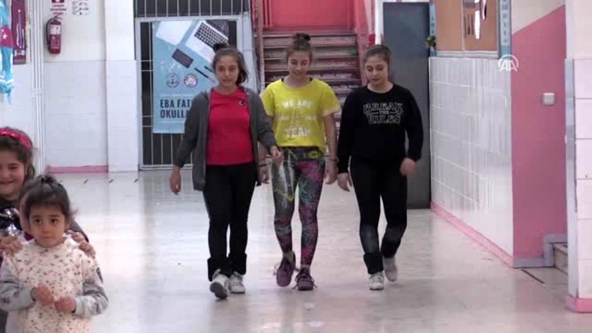 Halterci üç kız kardeşin gözü dünya şampiyonluğunda - GAZİANTEP