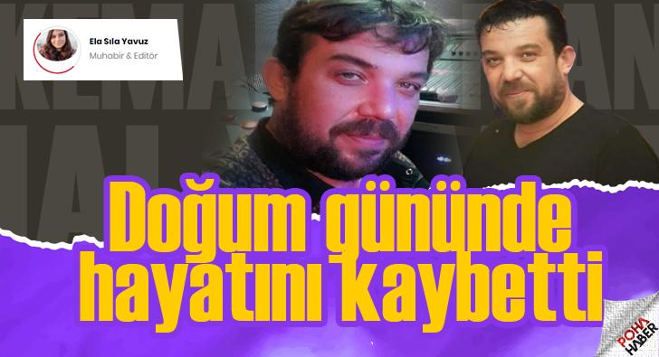 Kemal Yaman'ın ölümü Polatlı'yı hüzne boğdu!
