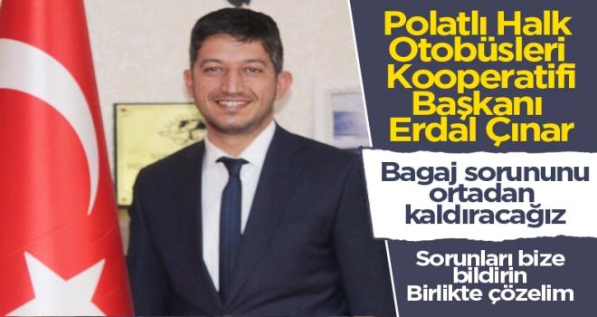 Başkan Çınar,