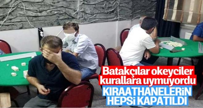 Cumhurbaşkanı Erdoğan: Kıraathaneler bir süre daha kapalı kalacak