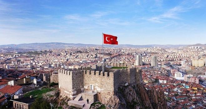 Ankara'da, şehre giriş ve çıkışlar kapatıldı