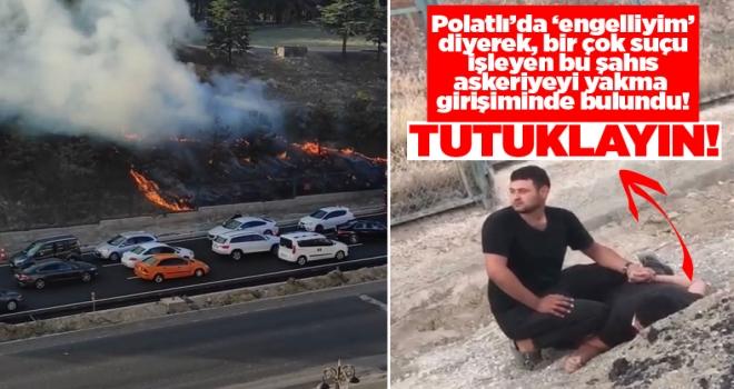 Polatlı Topçu ve Füze Okulu Komutanlığına sabotaj girişimi