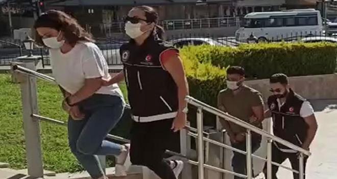 Muğla'da müzik öğretmeni ile inşaat işçisi sevgilisi uyuşturucu ticaretinden tutuklandı