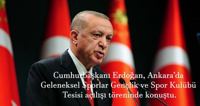 Erdoğan'dan gençlere çağrı