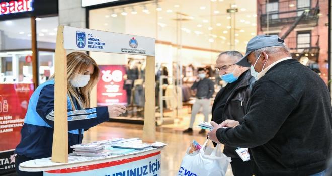 Dünya Tüketici Hakları Gününde Ankara Zabıtası Sahada