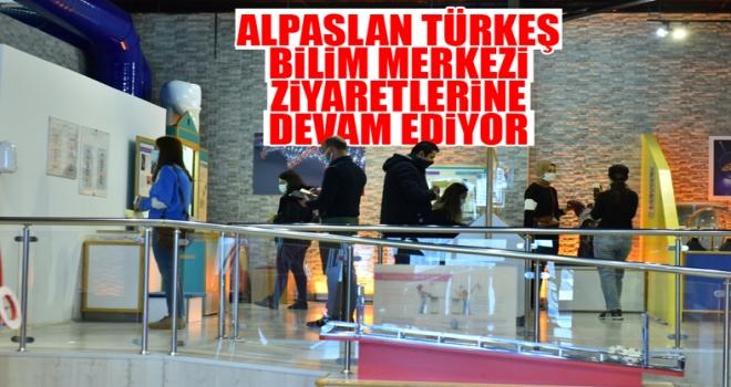 Alpaslan Türkeş Bilim Merkezi ziyaretlerine devam ediyor!