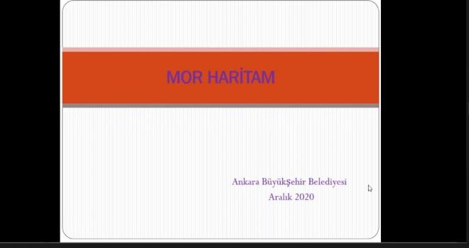 Büyükşehir'den Kadın Dostu Uygulama: Mor Haritam
