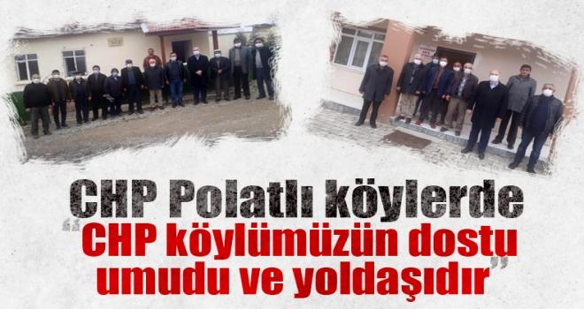 CHP köylümüzün dostu, umudu ve yoldaşıdır