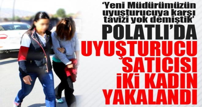 Polatlı'da Uyuşturucu Operasyonu: 2 Gözaltı!