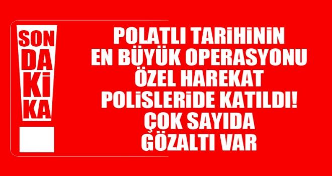 Son dakika... Polatlı'da yasadışı bahis operasyonu! Çok sayıda gözaltı var