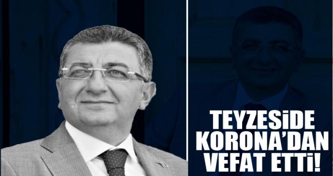İbrahim Levent Yücel'in Teyzesi'de Koronavirüs'ten Hayatını Kaybetti