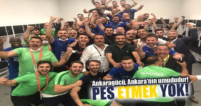 Pes etmek yok: Ankaragücü 1-0 Galatasaray