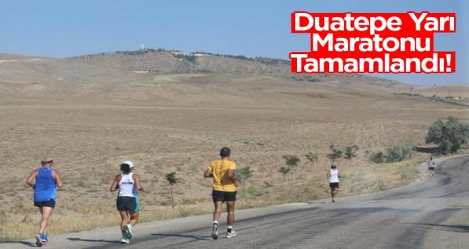SakaryaZaferi Duatepe Yarı Maratonu düzenlendi