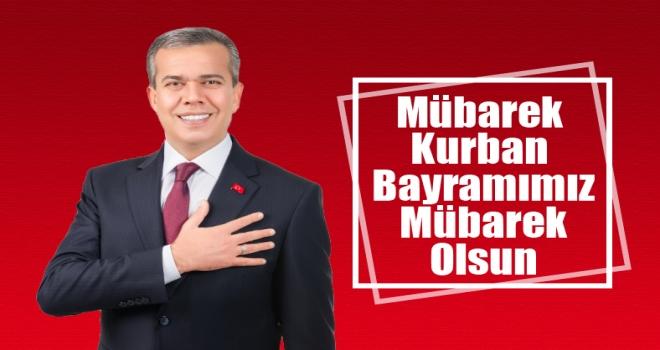Polatlı Belediye Başkanı Yıldızkaya'dan Kurban Bayramı Mesajı!