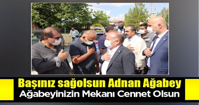 Adnan Sezgin'in Acı Günü: Ağabeyisini Kaybetti!