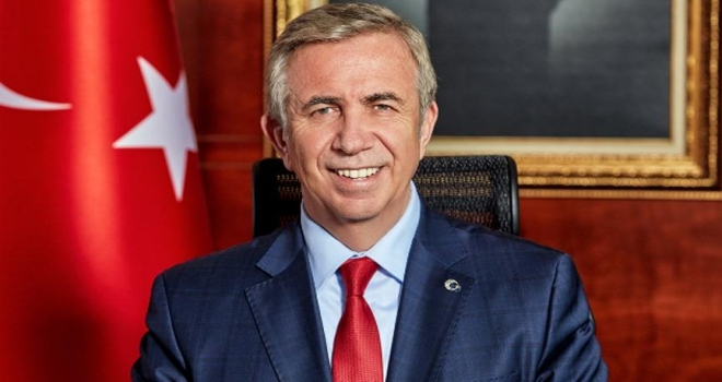 Ankara Büyükşehir Belediye Başkanı Mansur Yavaş'tan Kurban Bayramı Mesajı