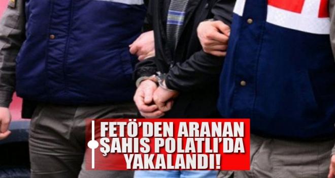 Polatlı'da FETÖ üyesi bir kişi yakalandı