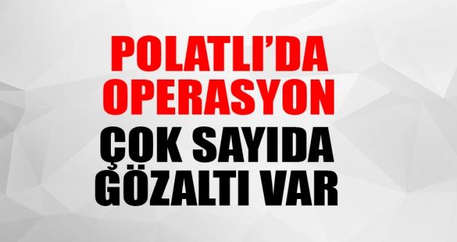 Son dakika... Polatlı'da yasa dışı sanal bahis operasyonu çok sayıda gözaltı var!