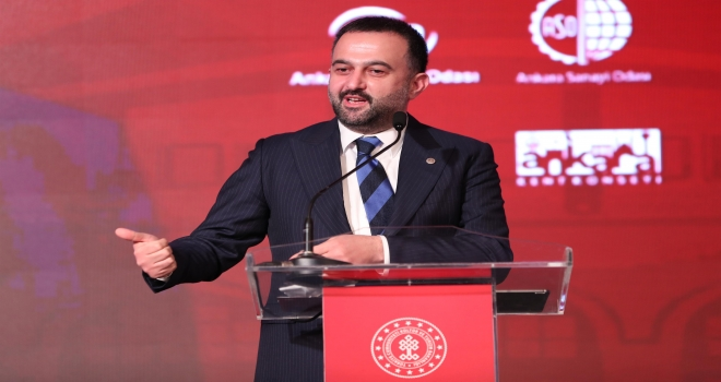 Ankara Kent Konseyi Başkan'ı Halil İbrahim Yılmaz'dan 100. Yıl Mesajı