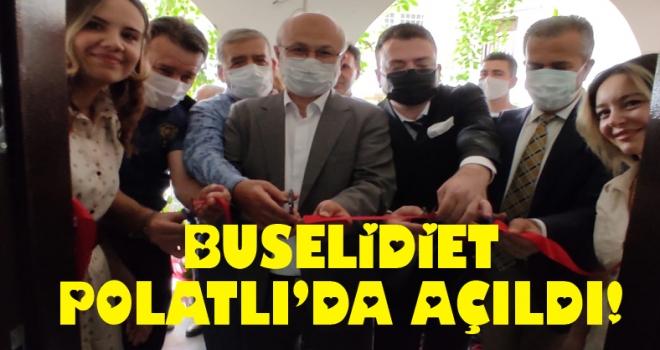 Buselidiet Polatlı'da Açıldı!