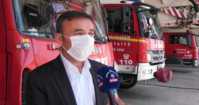 Ankara İtfaiyesi Piknikçileri Uyardı: Yangın ve Boğulma vakaları artmış durumda dikkatli olun