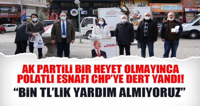 CHP Polatlı'dan 27 Aralık'a Özel Saha Çalışması!