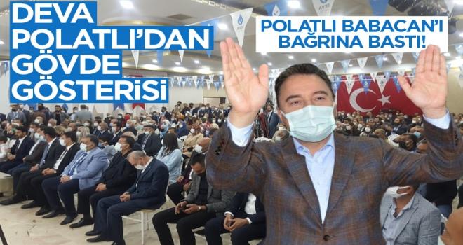 DEVA Polatlı'dan Gövde Gösterisi!