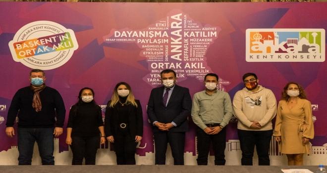 Ankara Kent Konseyi Şehir Planlamacılar İle Görüştü