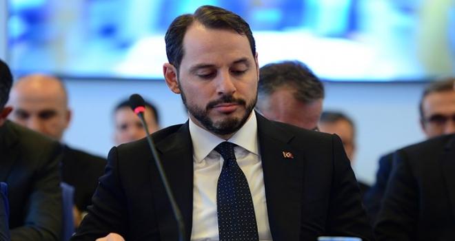 Maliye ve Hazine Bakanı Berat Albayrak istifa etti!