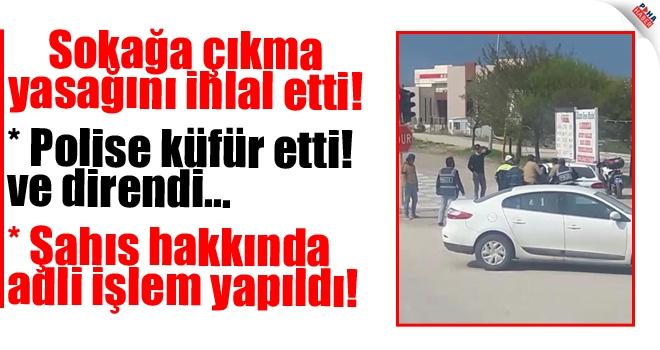 Polisler İzledi: Bekçiler Darp Etti!