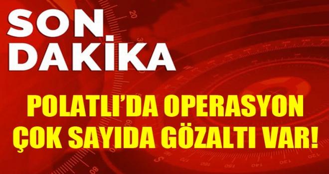 Son dakika haberi... Polatlı'da Dolandırıcılık Borsası'na operasyon: 9 gözaltı