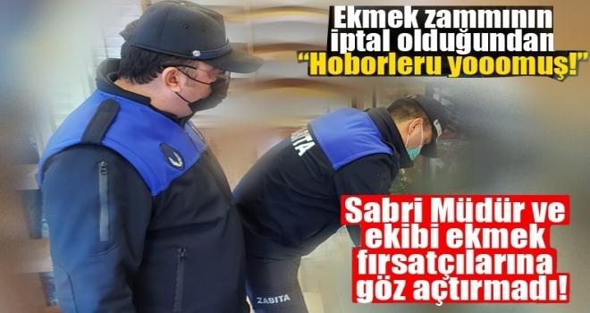 Polatlı Belediyesi Zabıta Müdürlüğü'nden fırıncılara denetim!