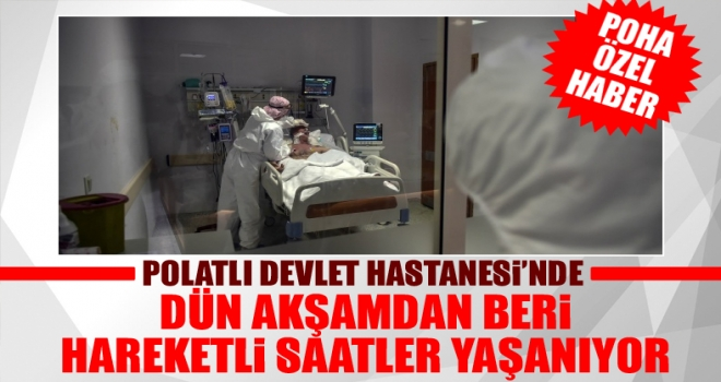 Ankara'dan Polatlı'ya Koronavirüs hastaları getiriliyor iddiası!