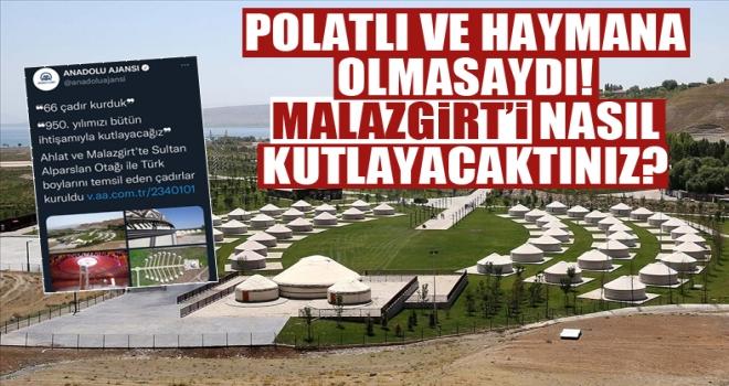 Sakarya Zaferi'nin 100. yılında iktidar Polatlı ve Haymana'ya bir şemsiye bile vermedi!