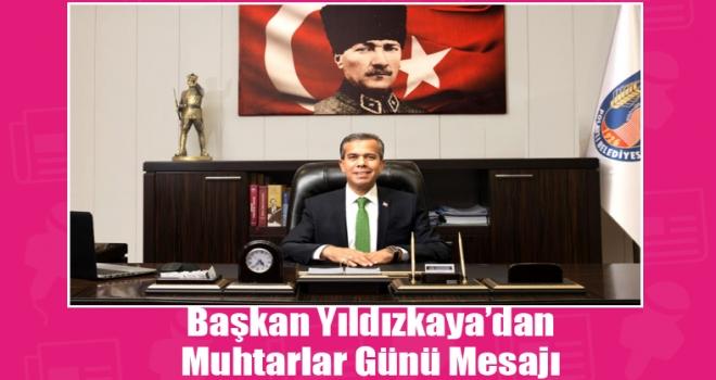 Polatlı Belediye Başkanı Yıldızkaya, Muhtarlar Günü Dolayısıyla Bir Mesaj Yayımladı!