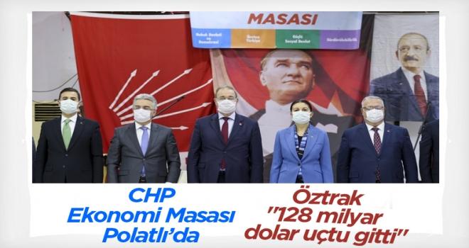 CHP Parti Sözcüsü Faik Öztrak: 128 Milyar Dolar Uçtu Gitti