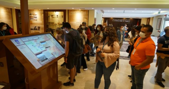 TUREB rehberlere yönelik tarih turizmi eğitimi gerçekleştirdi